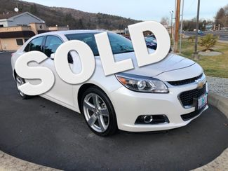 2015 Chevrolet Malibu LTZ | Ashland, OR | Ashland Motor Company in Ashland OR