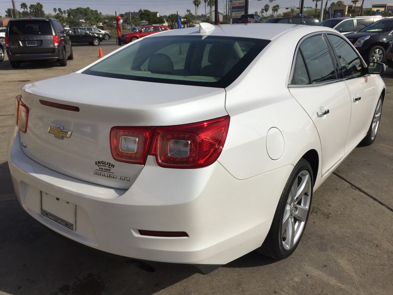 2015 Chevrolet Malibu LTZ  Brownsville TX  English Motors  in Brownsville, TX