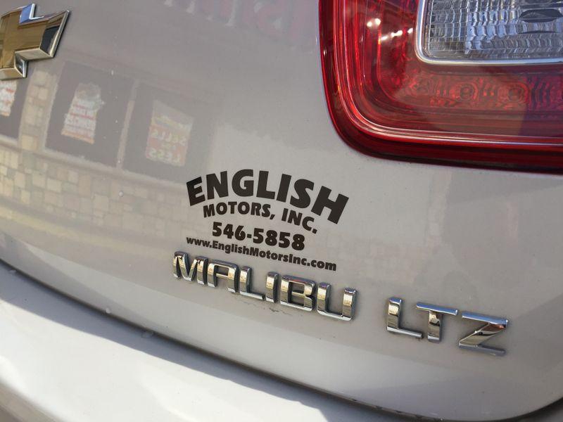 2015 Chevrolet Malibu LTZ  Brownsville TX  English Motors  in Brownsville, TX
