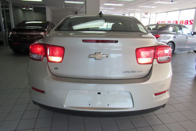 2015 Chevrolet Malibu LS Chicago, Illinois 5