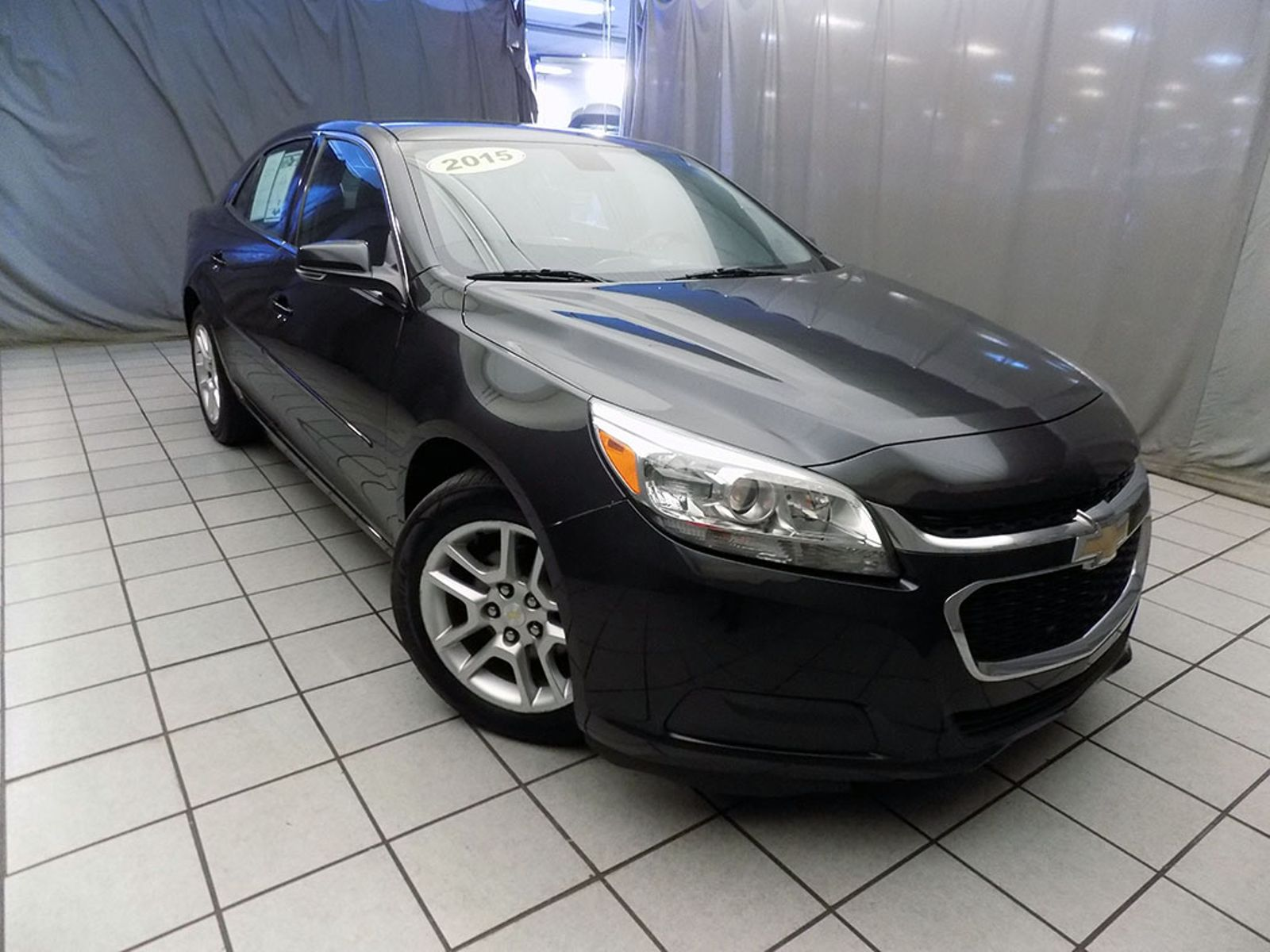 2015 Chevrolet Malibu LT city Ohio North Coast Auto Mall of Cleveland