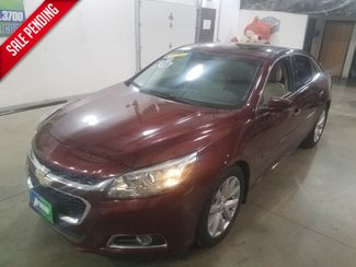 2015 Chevrolet Malibu 2 LT Nav, heated seats, Moon roof in Dickinson, ND 58601