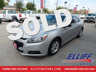 2015 Chevrolet Malibu LS in Harlingen TX, 78550