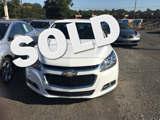 2015 Chevrolet Malibu LT - John Gibson Auto Sales Hot Springs in Hot Springs Arkansas
