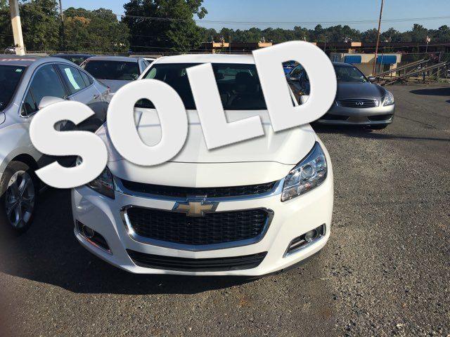 2015 Chevrolet Malibu LT - John Gibson Auto Sales Hot Springs in Hot Springs Arkansas