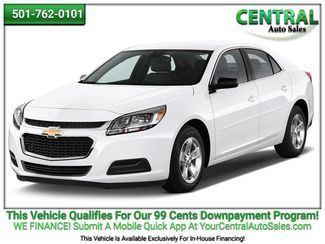 2015 Chevrolet Malibu LS | Hot Springs, AR | Central Auto Sales in Hot Springs AR