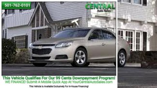 2015 Chevrolet Malibu in Hot Springs AR