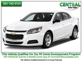 2015 Chevrolet Malibu LT | Hot Springs, AR | Central Auto Sales in Hot Springs AR