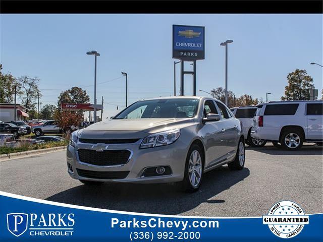 2015 Chevrolet Malibu LTZ in Kernersville, NC 27284