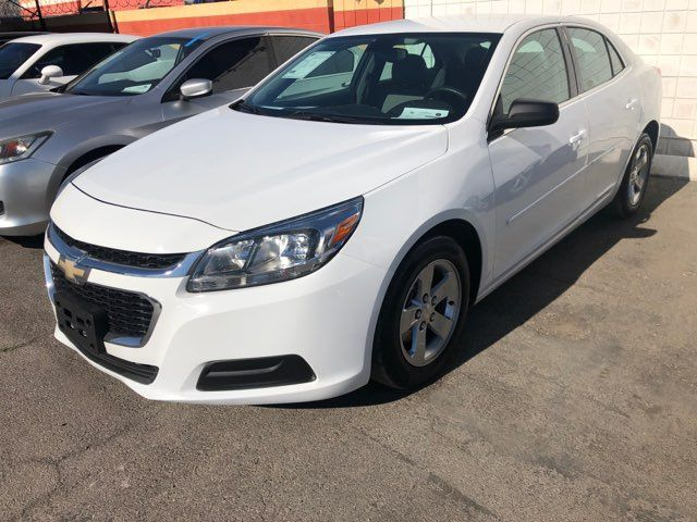 2015 Chevrolet Malibu LS CAR PROS AUTO CENTER (702) 405-9905 Las Vegas, Nevada 1