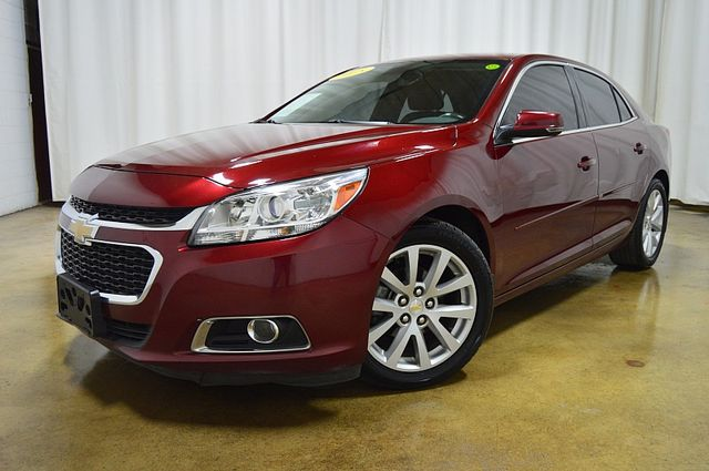 2015 Chevrolet Malibu LT/ W Leather