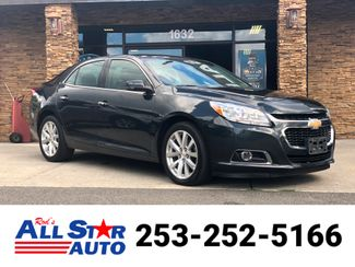2015 Chevrolet Malibu LTZ in Puyallup Washington, 98371
