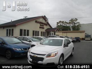 2015 Chevrolet Malibu LS in Troy NY, 12182