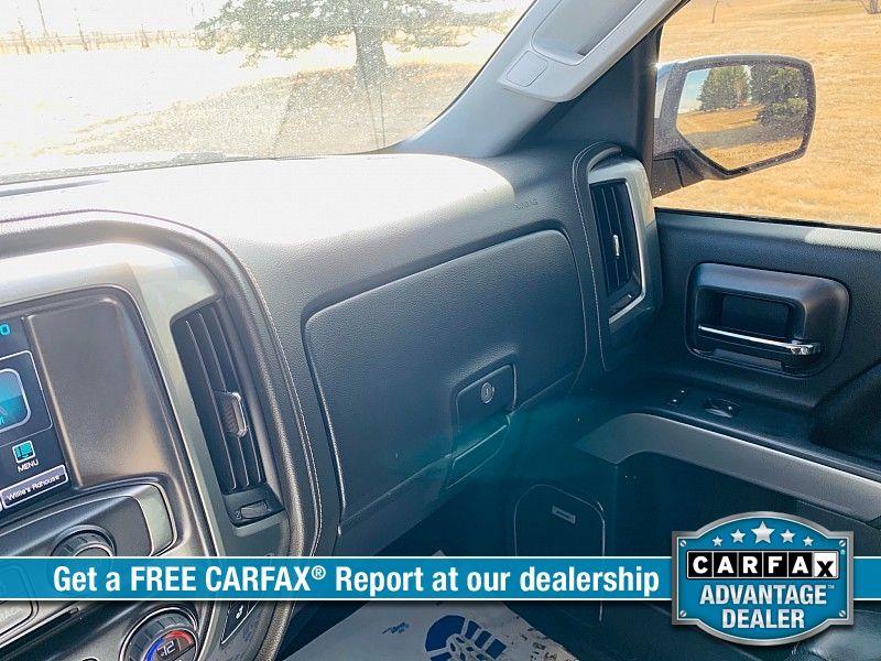 2015 Chevrolet Silverado 1500 4WD Crew Cab LTZ  city MT  Bleskin Motor Company   in Great Falls, MT