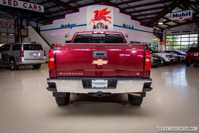 2015 Chevrolet Silverado 1500 LT 4X4 in Addison Texas, 75001