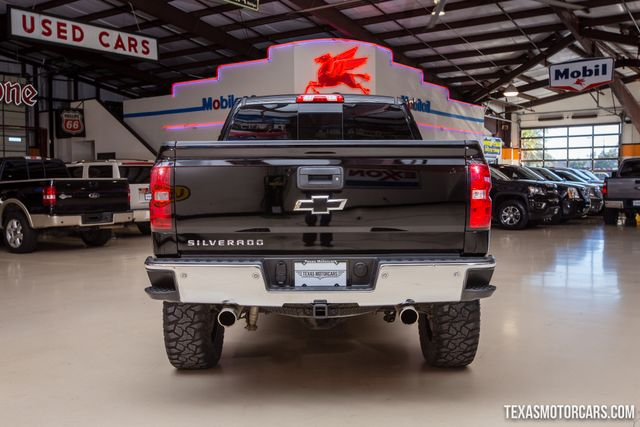 2015 Chevrolet Silverado 1500 LTZ Black Widow Custom 4X4 in Addison, Texas 75001
