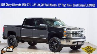 2015 Chevrolet Silverado 1500 LTZ in Dallas, TX 75001