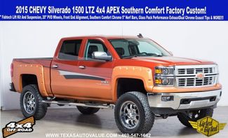 2015 Chevrolet Silverado 1500 LTZ APEX Southern Comfort Custom in Dallas, TX 75001