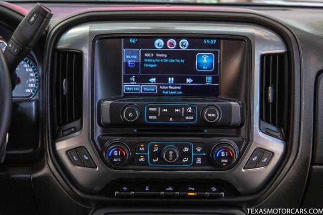 2015 Chevrolet Silverado 1500 LTZ 4x4 in Addison, Texas 75001