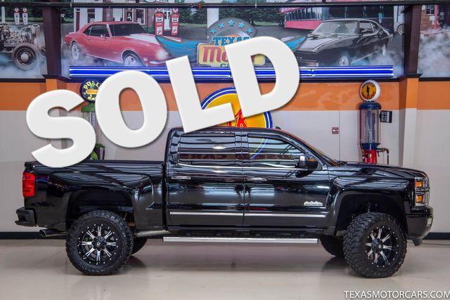 2015 Chevrolet Silverado 1500 High Country 4x4