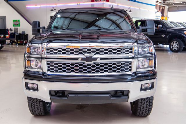 2015 Chevrolet Silverado 1500 LT 4x4 in Addison, Texas 75001