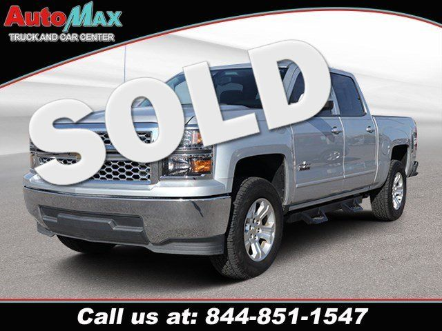 2015 Chevrolet Silverado 1500 LT in Albuquerque, New Mexico 87109