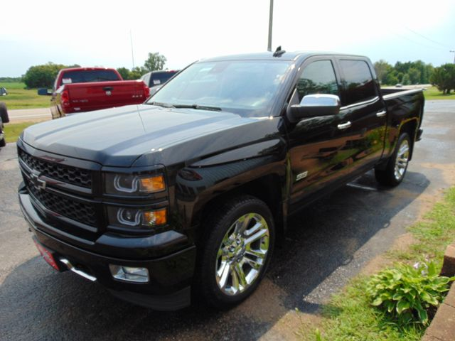 2015 Chevrolet Silverado 1500 High Country Crew Alexandria, Minnesota 2