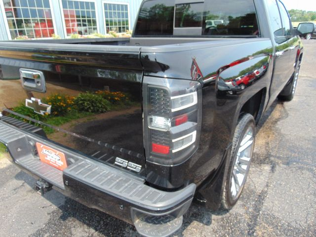 2015 Chevrolet Silverado 1500 High Country Crew Alexandria, Minnesota 37