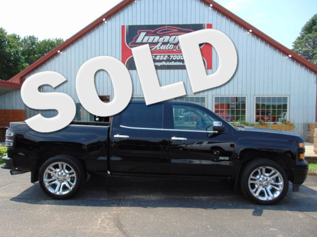 2015 Chevrolet Silverado 1500 High Country Crew Alexandria, Minnesota