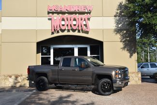 2015 Chevrolet Silverado 1500 Double Cab LT 4x4 in Arlington, Texas 76013