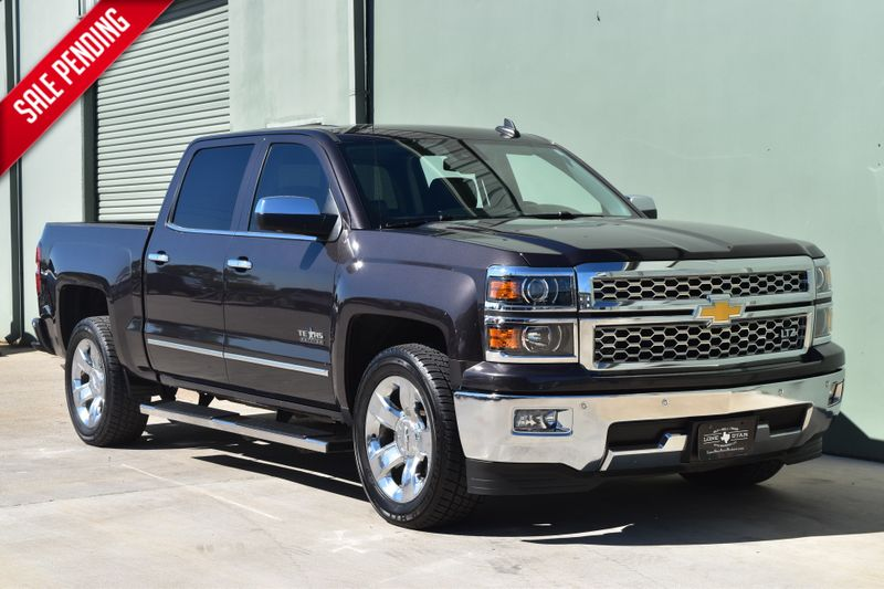 2015 Chevrolet Silverado 1500 LTZ | Arlington, TX | Lone Star Auto Brokers, LLC
