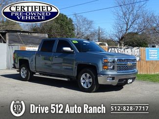 2015 Chevrolet Silverado 1500 LT in Austin, TX 78745