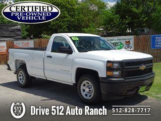 2015 Chevrolet Silverado 1500 Work Truck in Austin, TX 78745