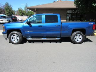 2015 Chevrolet Silverado 1500 LT Crew 4x4 One Owner Bend, Oregon 1