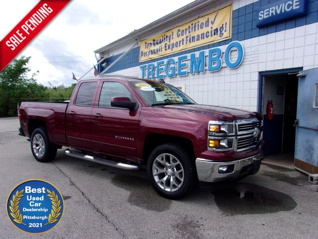 2015 Chevrolet Silverado 1500 LT in Bentleyville, Pennsylvania 15314