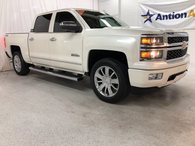2015 Chevrolet Silverado 1500 High Country | Bountiful, UT | Antion Auto in Bountiful UT