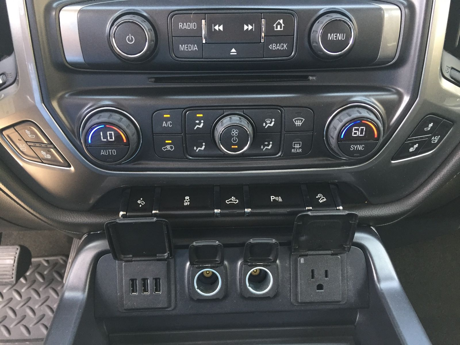 2015 Chevrolet Silverado 1500 Ltz Brownsville Tx English Motors Chevy Radio Upgrade In