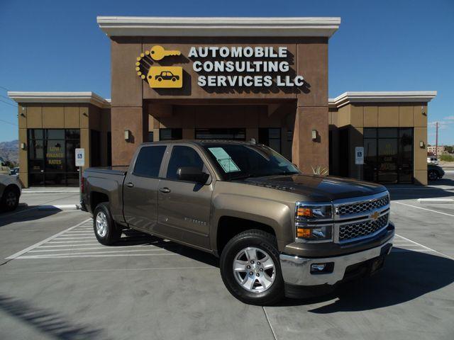 2015 Chevrolet Silverado 1500 LT in Bullhead City Arizona, 86442-6452