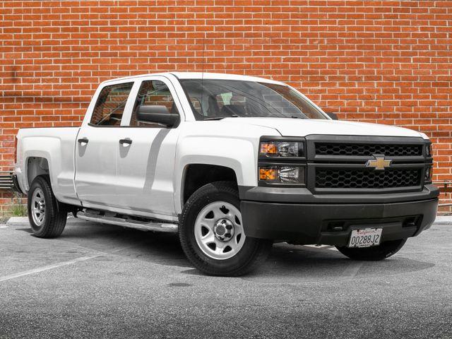 2015 Chevrolet Silverado 1500 Work Truck Burbank, CA 1