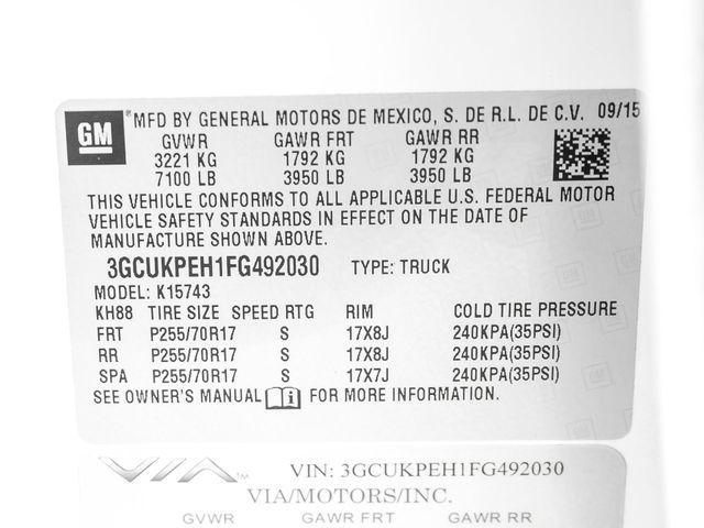 2015 Chevrolet Silverado 1500 Work Truck Burbank, CA 24