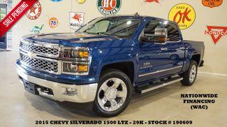 2015 Chevrolet Silverado 1500 Texas Edition LTZ 4X2 ROOF,NAV,HTD LTH,CHROME 20'S,29K in Carrollton TX, 75006