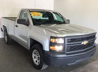 2015 Chevrolet Silverado 1500 Work Truck in Cincinnati, OH 45240