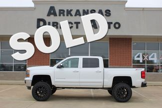 2015 Chevrolet Silverado 1500 LTZ 4X4 LIFTED Z71 Conway, Arkansas