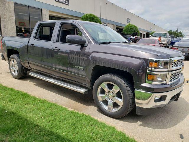 2015 Chevrolet Silverado 1500 LT Texas Edition, Auto, CD, Step Rails, Alloys 21k in Dallas, Texas 75220