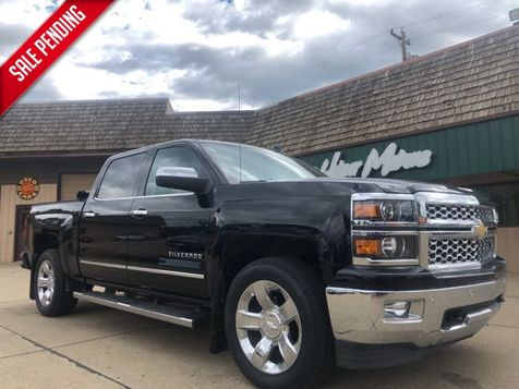 2015 Chevrolet Silverado 1500 LTZ ONLY 33,000 Miles New Tires in Dickinson, ND