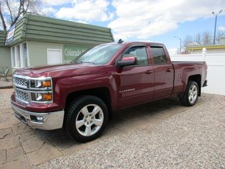 2015 Chevrolet Silverado 1500 LT in Fort Collins, CO 80524