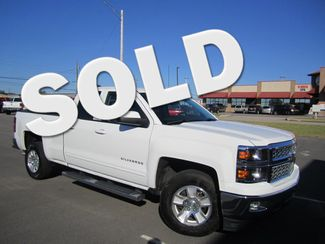 2015 Chevrolet Silverado 1500 LT  Fort Smith AR  Breeden Auto Sales  in Fort Smith, AR