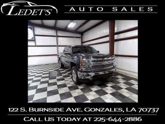 2015 Chevrolet Silverado 1500 LT - Ledet's Auto Sales Gonzales_state_zip in Gonzales