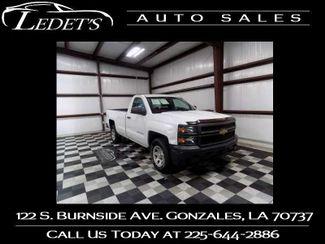 2015 Chevrolet Silverado 1500 Work Truck - Ledet's Auto Sales Gonzales_state_zip in Gonzales
