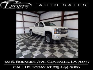 2015 Chevrolet Silverado 1500 High Country - Ledet's Auto Sales Gonzales_state_zip in Gonzales